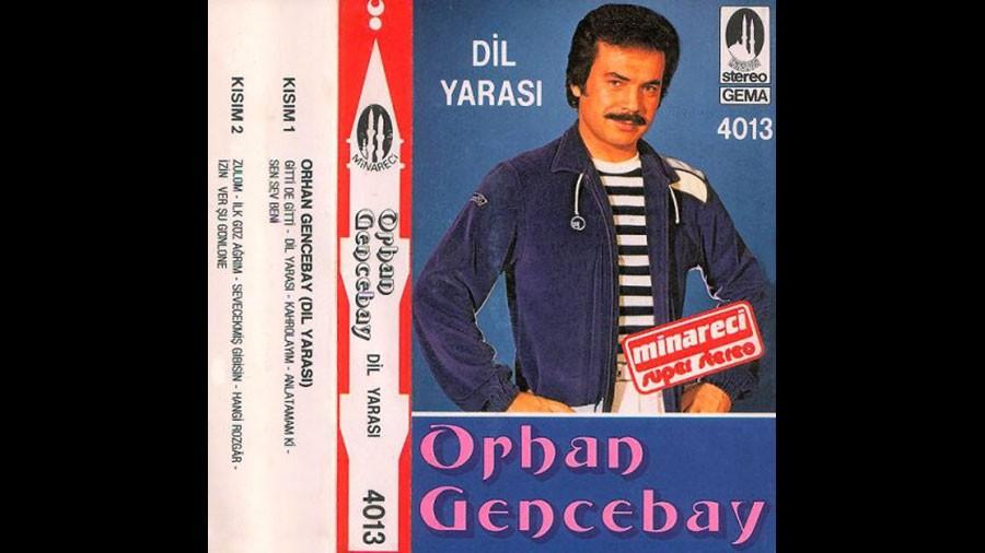 3. Orhan Gencebay : Dil Yarası