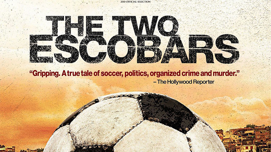 10. The Two Escobars (2010) | 8.2