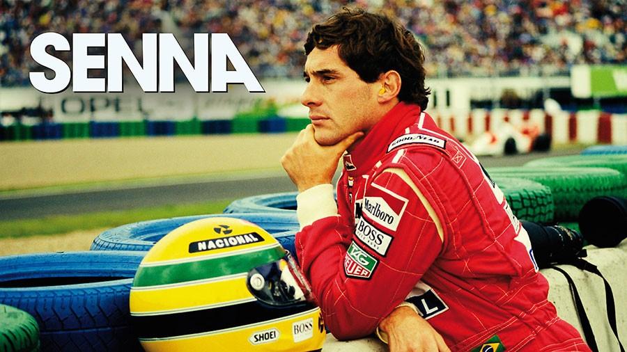 6. Senna (2010) | 8.6