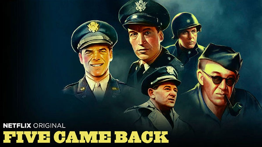 9. Five Came Back (2017) | 8.4