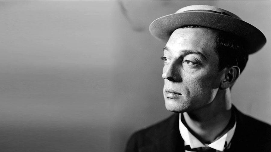 15. Buster Keaton (1895 – 1966)
