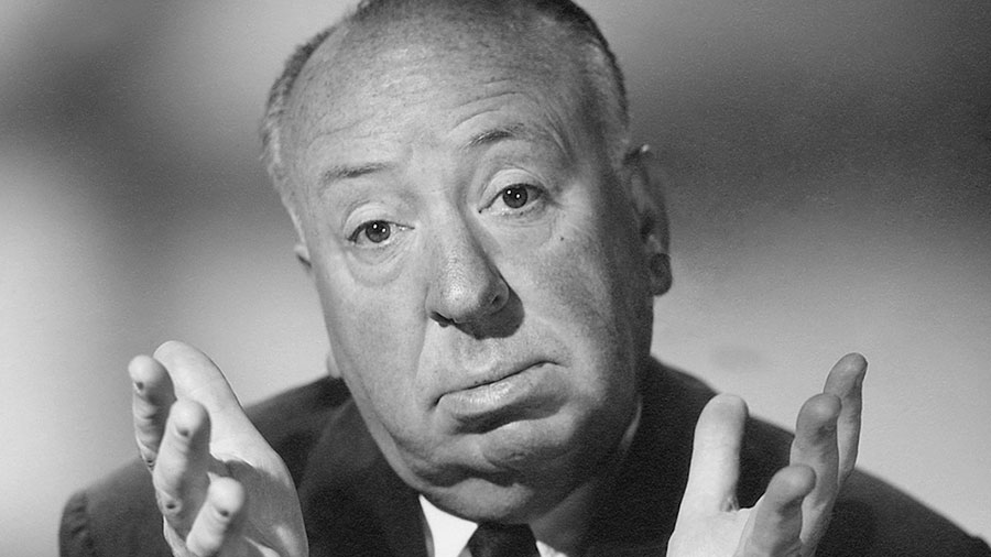 6. Alfred Hitchcock (1899 – 1980)