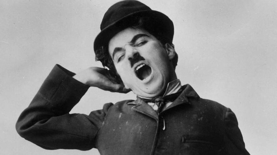 18. Charles 'Charlie' Chaplin (1889 – 1977)