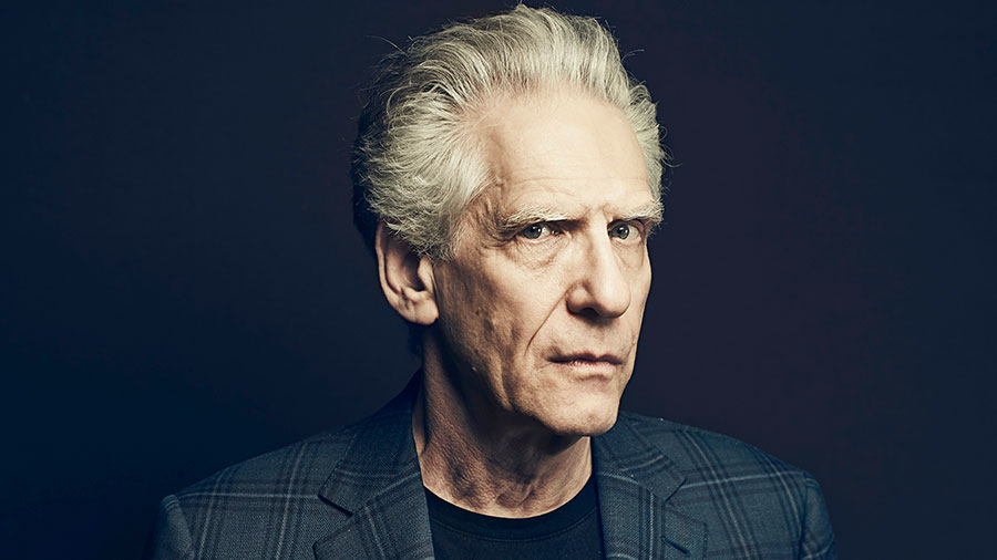 25. David Cronenberg (1943)