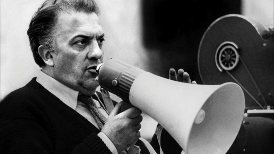 31. Federico Fellini (1920–1993)