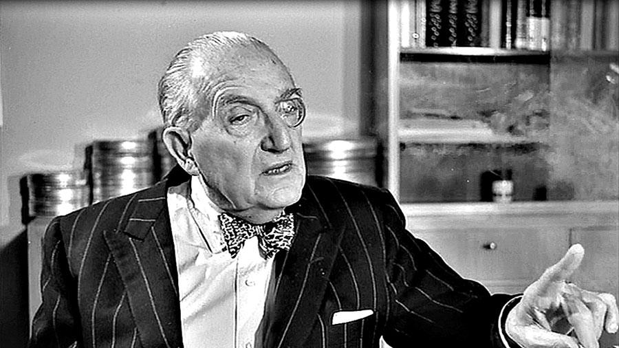 36. Fritz Lang (1890 – 1976)