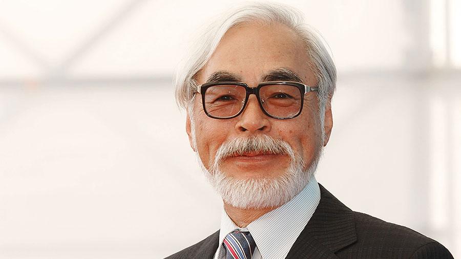 41. Hayao Miyazaki (1941)