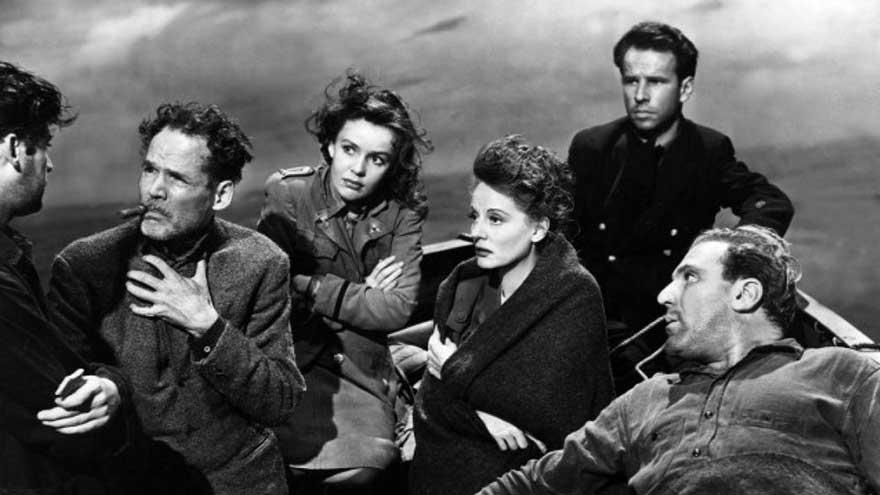 3. Lifeboat – Yaşamak İstiyoruz (1944) | 7.8