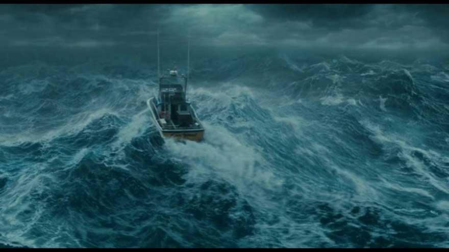 10.The Perfect Storm – Kusursuz Fırtına (2000) | 6.4