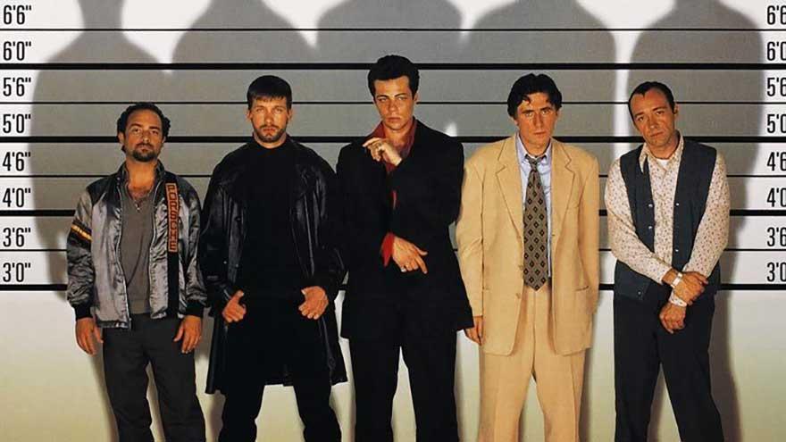 2. The Usual Suspects – Olağan Şüpheliler (1995) | 8.6