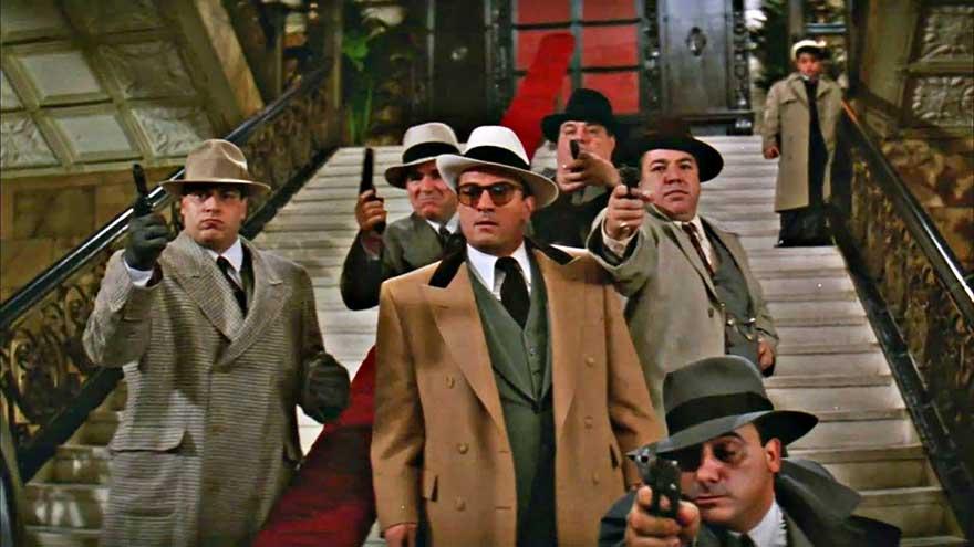 8. The Untouchables – Dokunulmazlar (1987) | 7.9