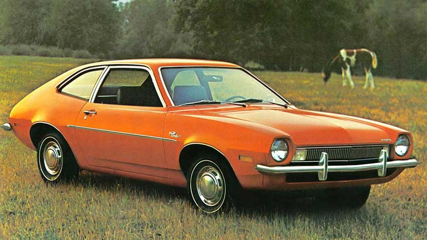 2. Ford Pinto