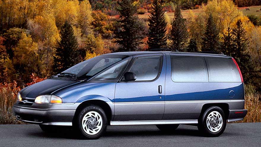 9. Chevrolet Lumina APV
