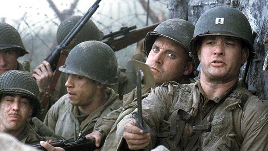 1. Saving Private Ryan – Er Ryan'ı Kurtarmak (1998) | 8.6