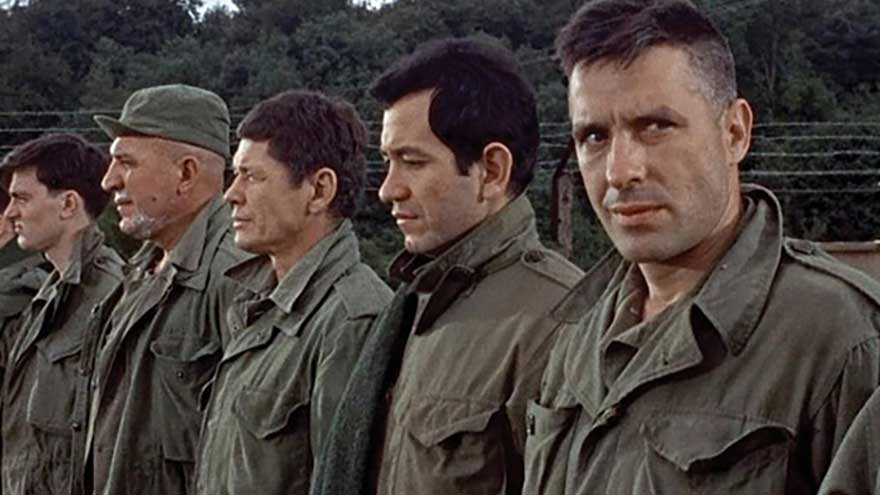 6. The Dirty Dozen – 12 Kahraman Haydut (1967) | 7.8