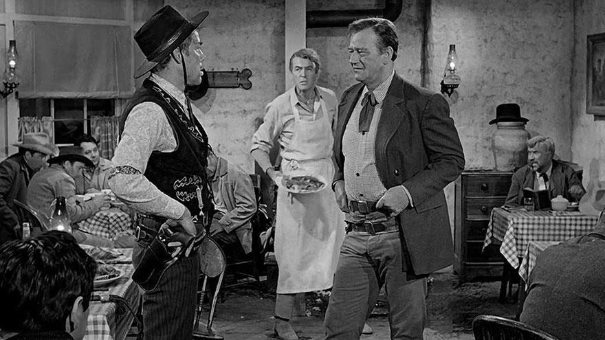 7. The Man Who Shot Liberty Valance – Kahramanın Sonu (1962) | 8.1