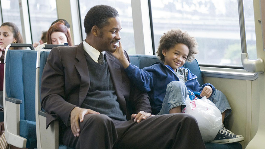 5. The Pursuit of Happyness – Umudunu Kaybetme (2006) | 8.0